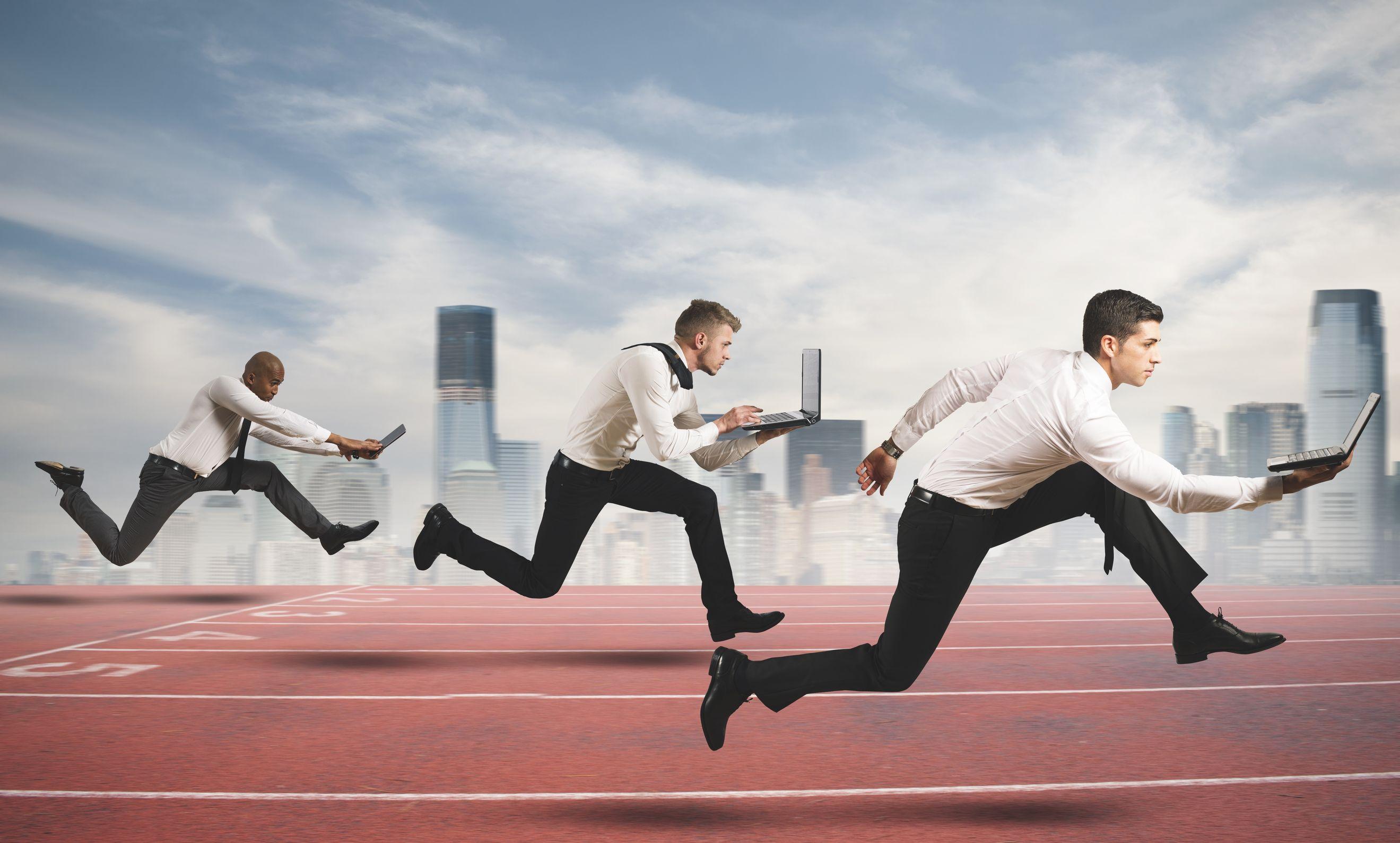 ビジネス 競争